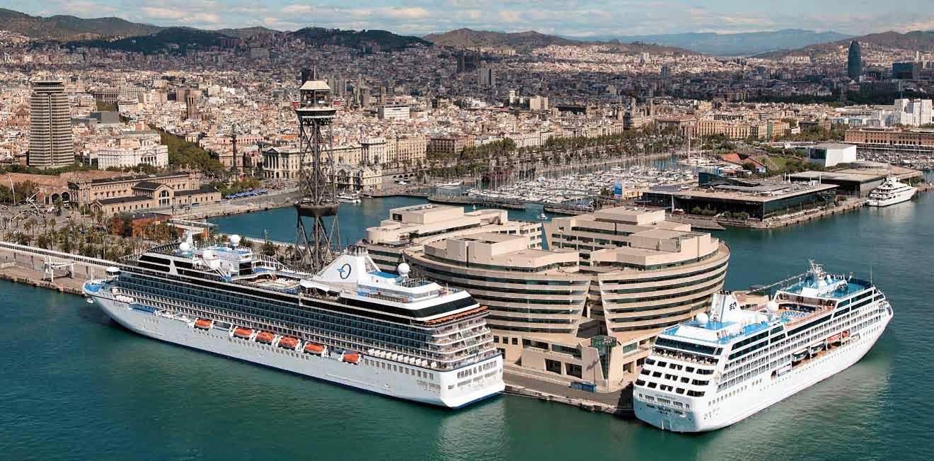 puerto Barcelona sostenible