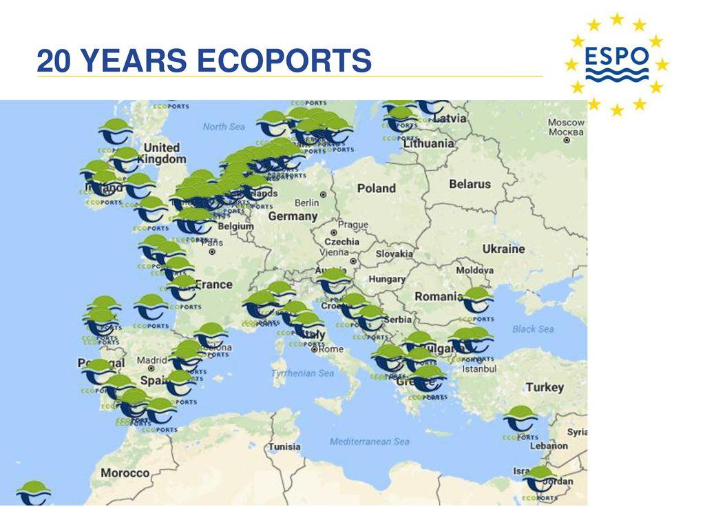 EcoPorts miembros